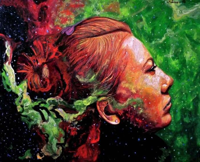 Внутренний мир человека. Malgorzata Limon