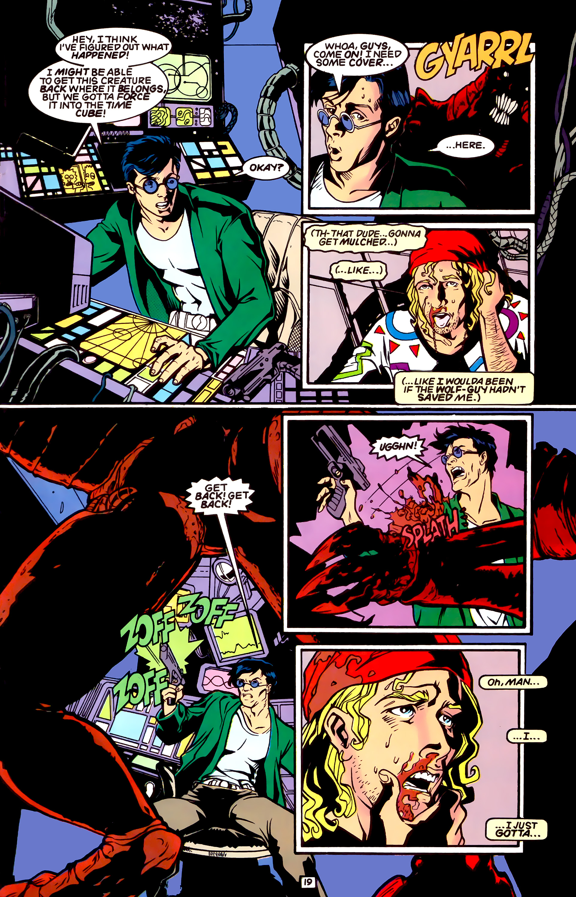 Legion of Super-Heroes (1989) _Annual_4 Page 19