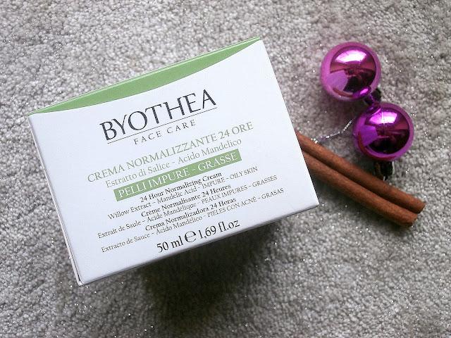 Byothea, krem normalizujący