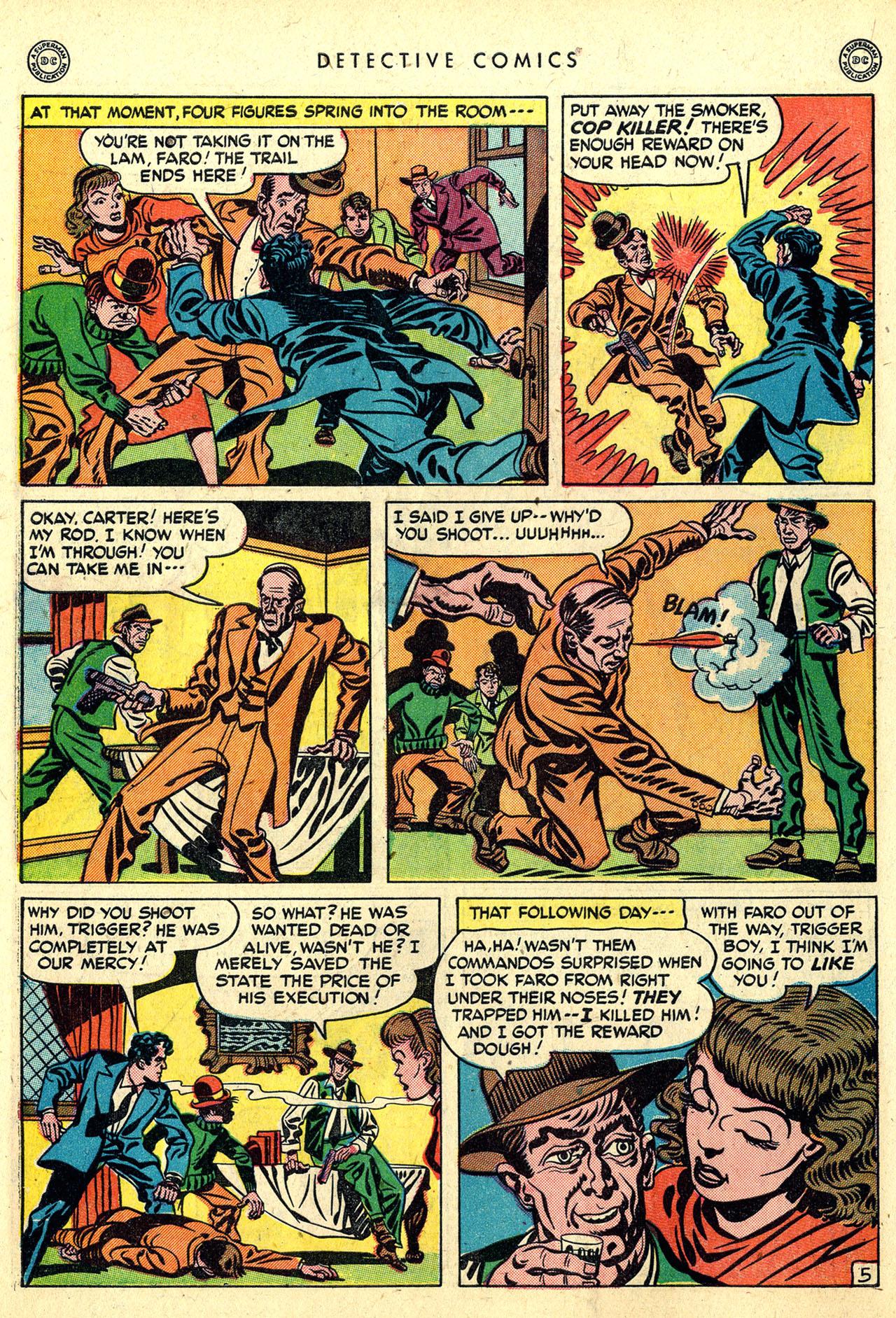 Read online Detective Comics (1937) comic -  Issue #133 - 42