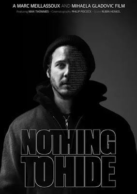 Póster documental Nothing to Hide