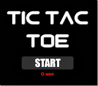 Tic Tac Toe game for Windows 8