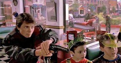 Videojuego película Regreso al futuro II - 1989
