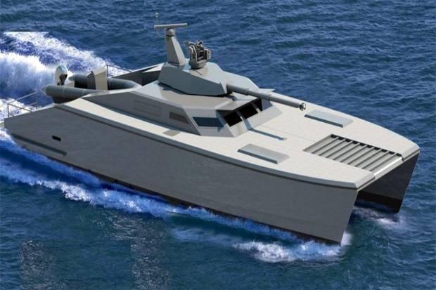 Prototype Tank Boat Pindad dipamerkan Bulan November 2016