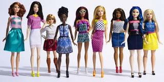 Bonecas Barbie Fashionista Parte 1