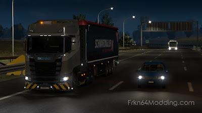 Lampu realistik ETS2
