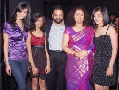 Some South Indian Stars And Their Family