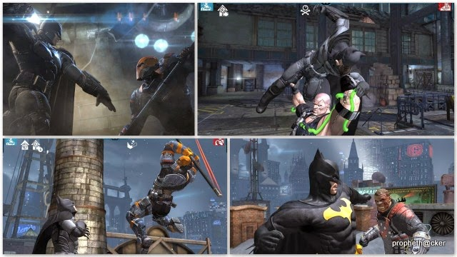 batman origins android app