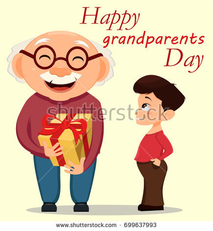 Happy Grandparents day Gifts 2018