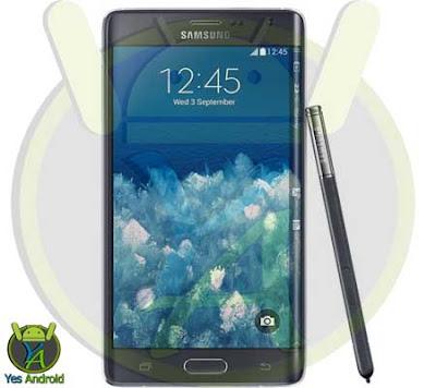 Update Galaxy Note Edge SM-N915R4 N915R4TYU1BOG1 Android 5.0.1