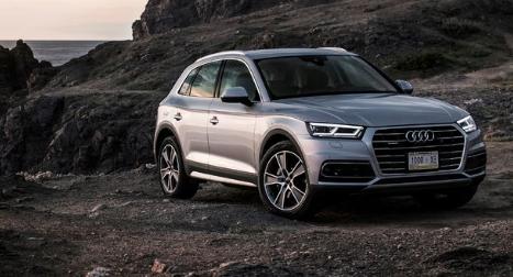 2017 Audi Q5 Performance