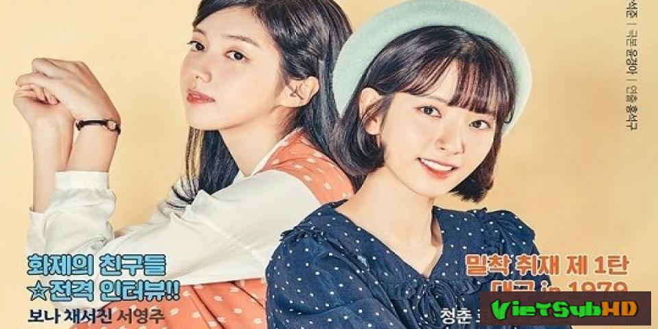 Phim Những Cô Nàng Năm 1979 Tập 8/8 VietSub HD | Girls' Generation 1979 / Lingerie Girls' Generation 2017