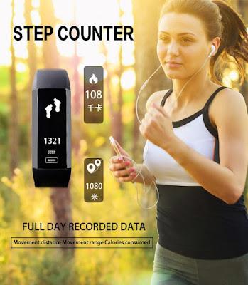 Matja e hapave te ecur apo te vrapuar nga ora apo byzylyku per fitnes