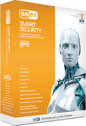 ESET Smart Security 9 + Serial