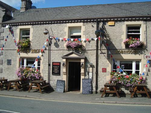 Bull's Head pub, Castleton