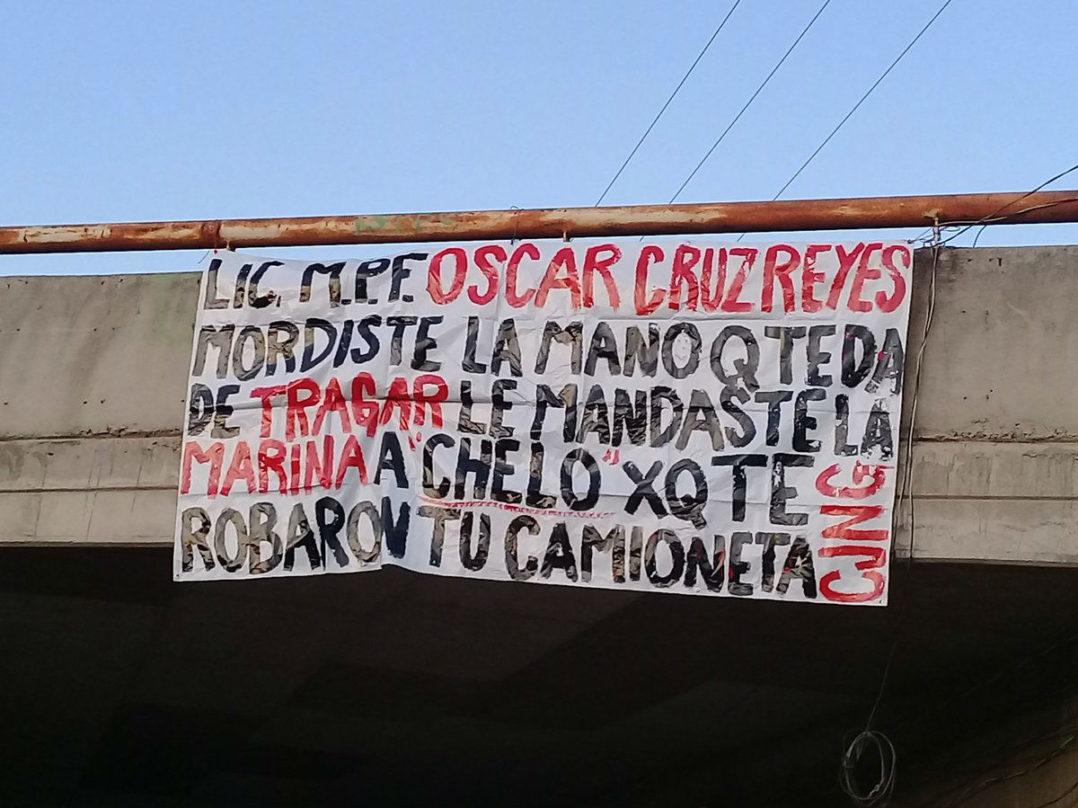 """Mordiste la mano que te da de tragar"", CNJG amenaza a Ministerio Público Federal"