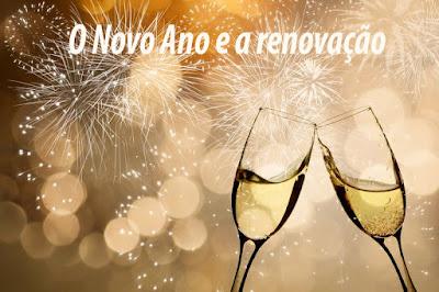 O Novo Ano e a renovação