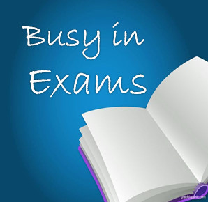 Exams time now Dp images