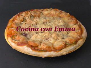 Pizza del puchero