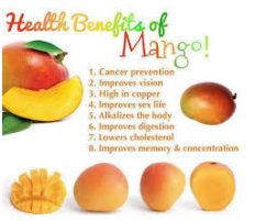 Benefit Of Mangoes