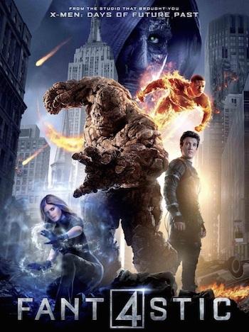Fantastic Four 2015 Dual Audio Hindi Movie Download