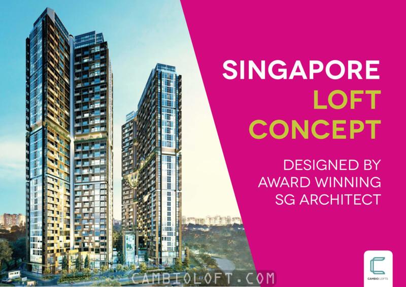 Cambio Loft Alam Sutera Apartment