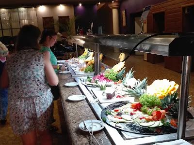 Restaurante Buffet Hotel Sirenis Punta Cana, vuelta al mundo, round the world, mundoporlibre.com