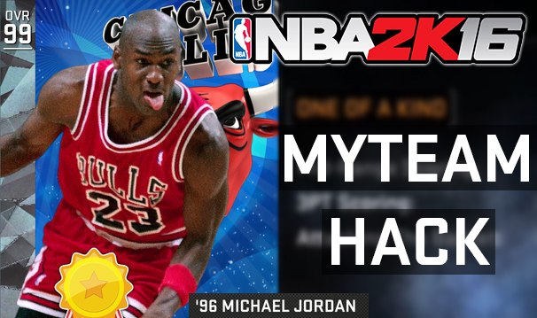 NBA 2K16 PC MyTeam Cards Hack