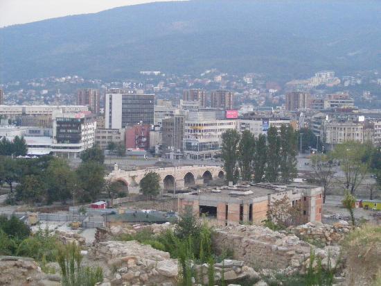 Skopje, Capital da Macedônia