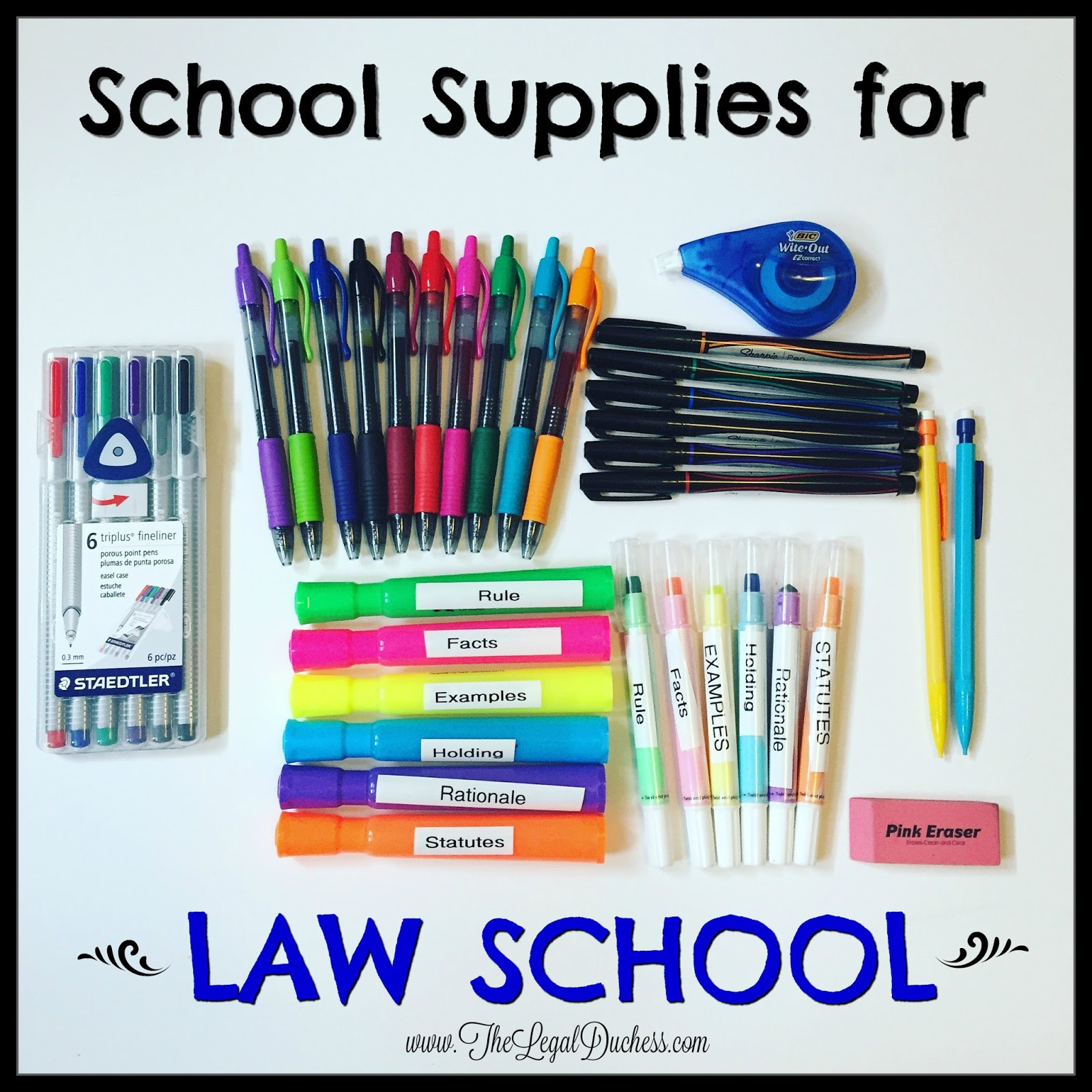 must have office accessories. My Must-Have School Supplies For Law Must Have Office Accessories 5