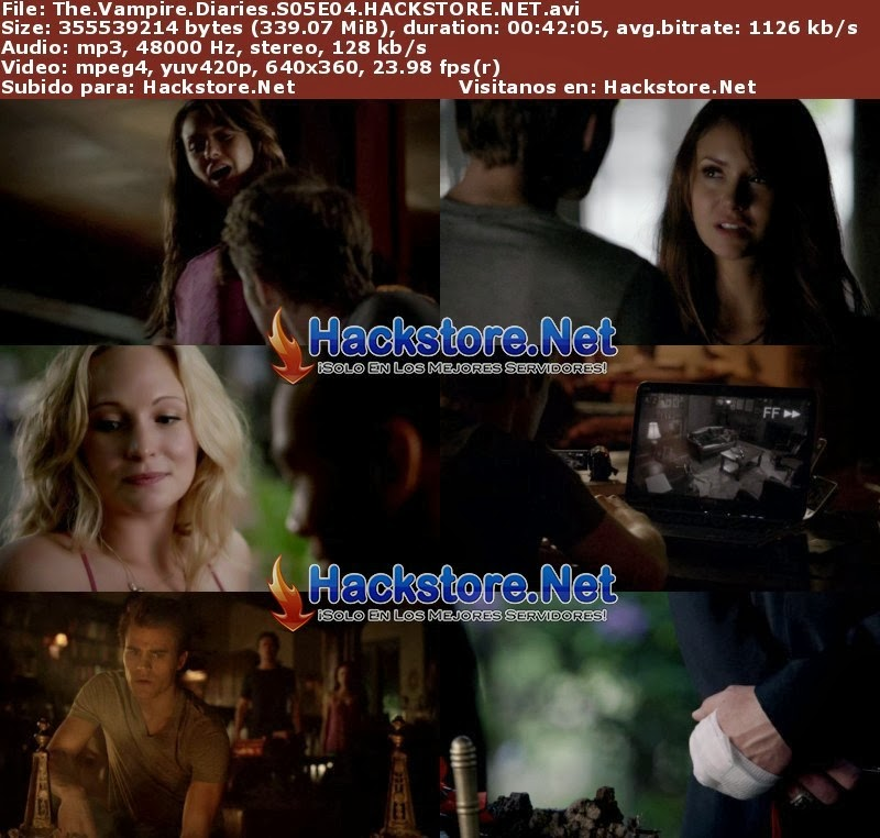 Captura The Vampire Diaries Temporada 5