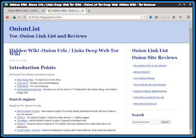 Iluminatti: Deep Web - Catálogos de Links