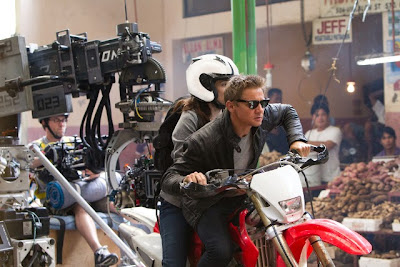 Bourne Legacy Being Filmed in Manila