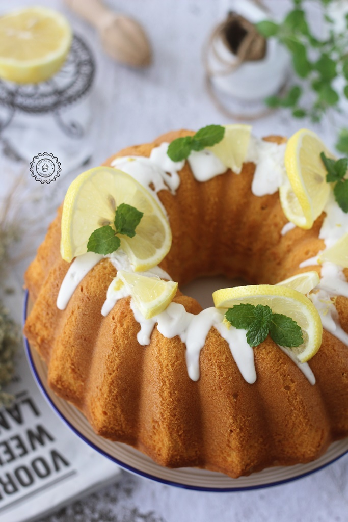 LEMON BUTTERCAKE