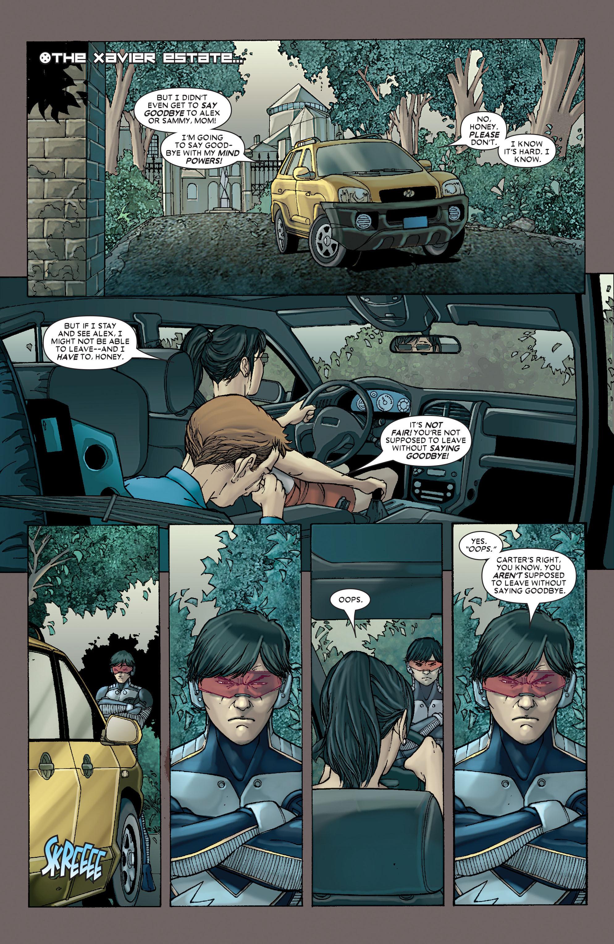 X-Men (1991) 163 Page 1