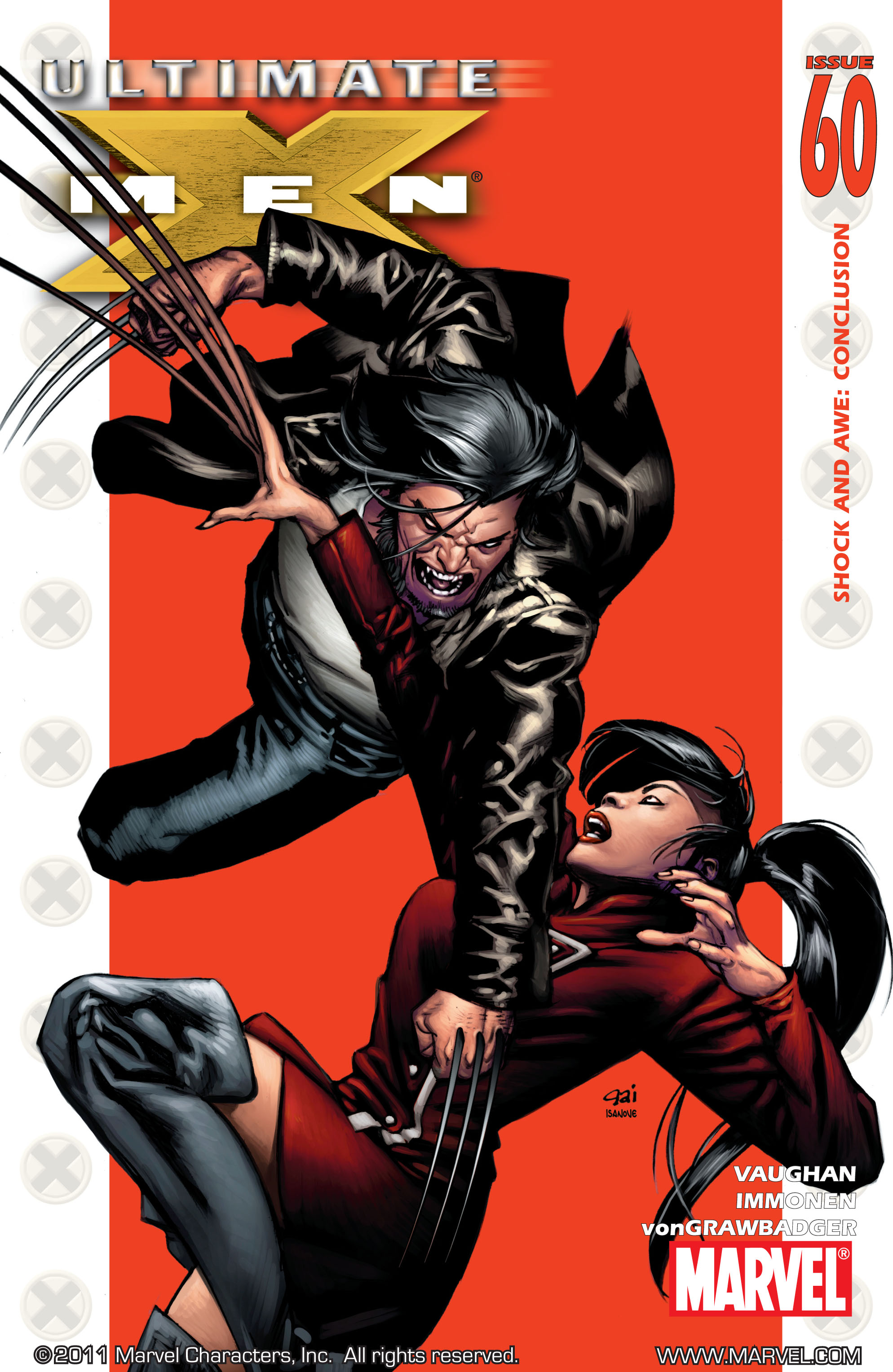 Read online Ultimate X-Men comic -  Issue #60 - 1