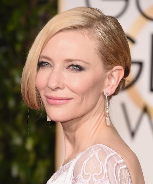 Have You Seen Cate Blanchett's Tiffany & Co Earrings From