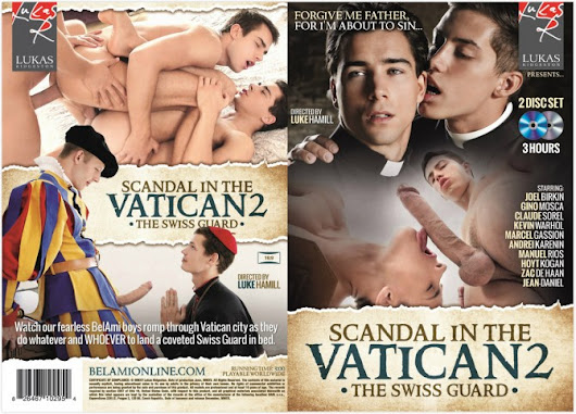 Gay porn in the vatican scandal