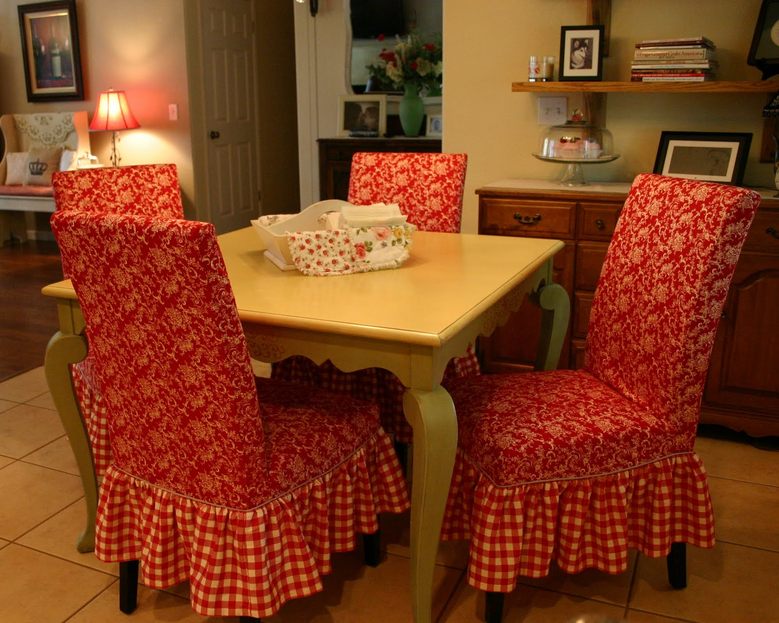 Home Is Where The Heart Is New Kitchen Chairs Amp A Question