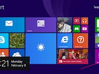 Cara Mengganti Tampilan Start Screen Windows 8.1