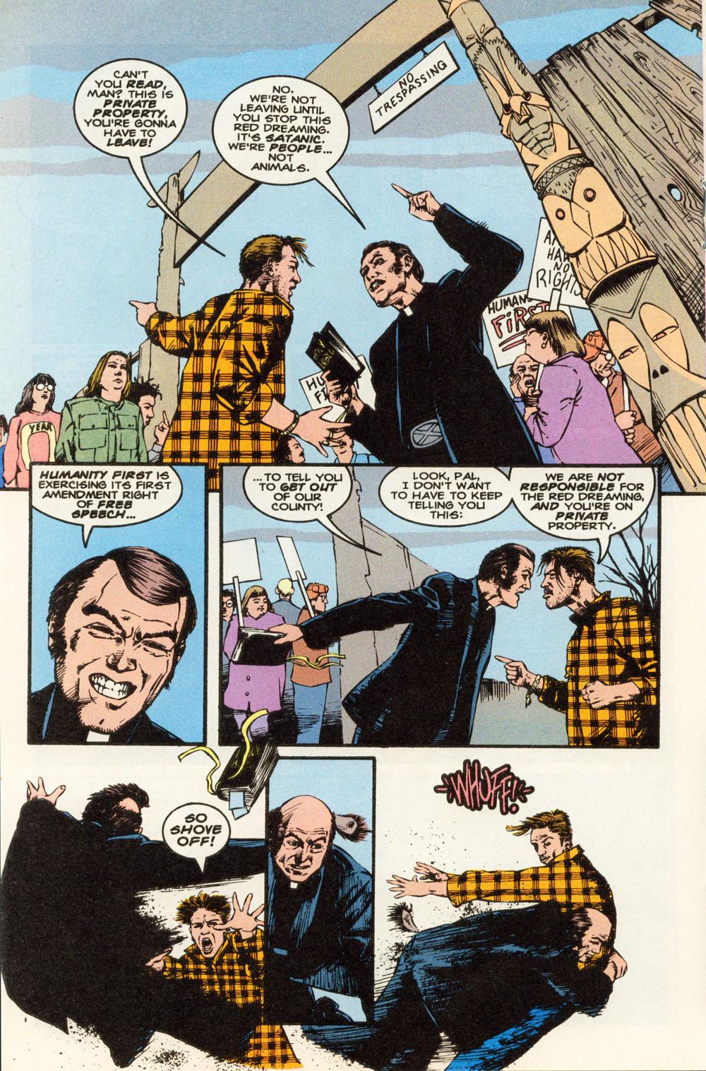 Read online Animal Man (1988) comic -  Issue #81 - 15
