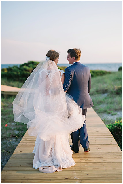 Anne Liles Photography/Bald Head Island Wedding/Shoals Club