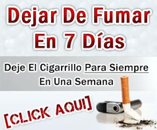 Descubrí algo inesperado que me hizo dejar de fumar para siempre en tan solo 1 semana!