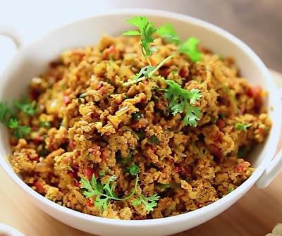 How to make egg bhurji at home