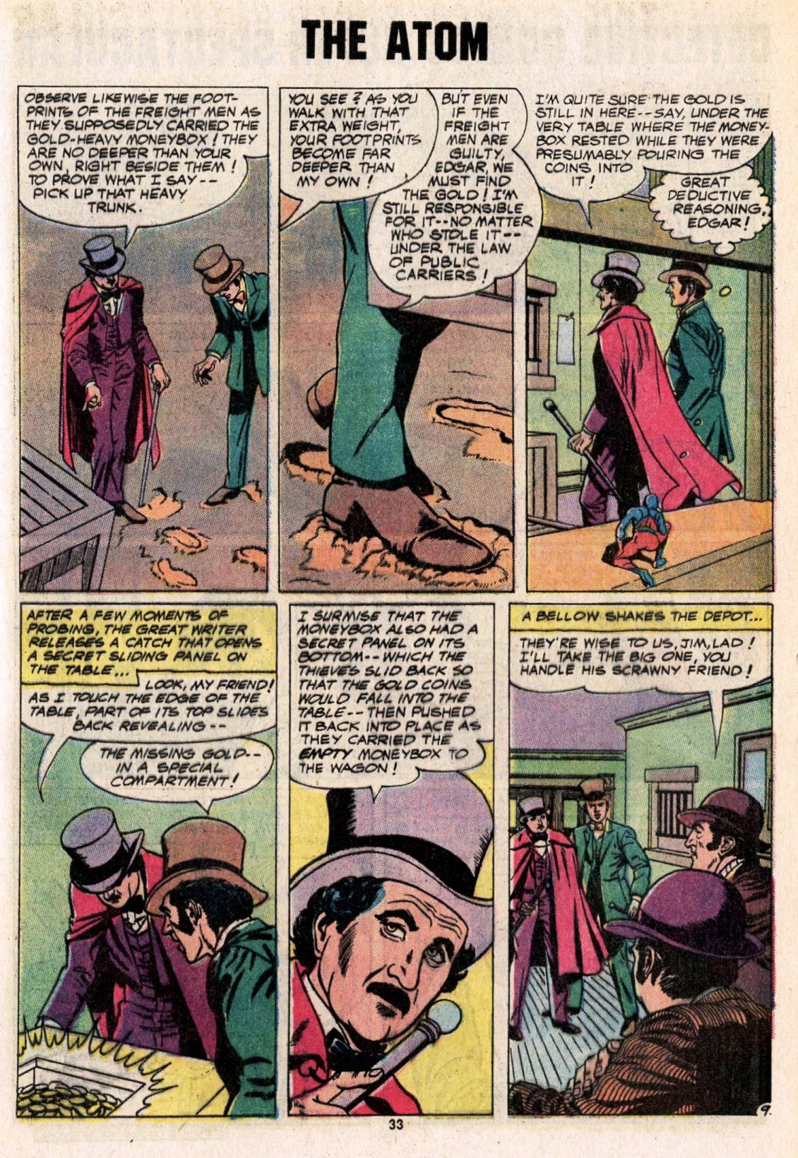 Detective Comics (1937) 439 Page 32