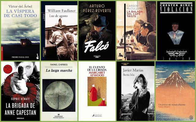 Mejores lecturas de 2017, El blog de Juan Carlos