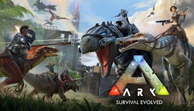 لعبة ARK: Survival Evolved مهكرة للأندرويد - تحميل مباشر