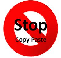 Cara Memasang Anti Copy Paste Di Blogspot
