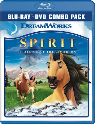 Spirit Stallion of the Cimarron 2002 Dual Audio BRRip 480p 300mb