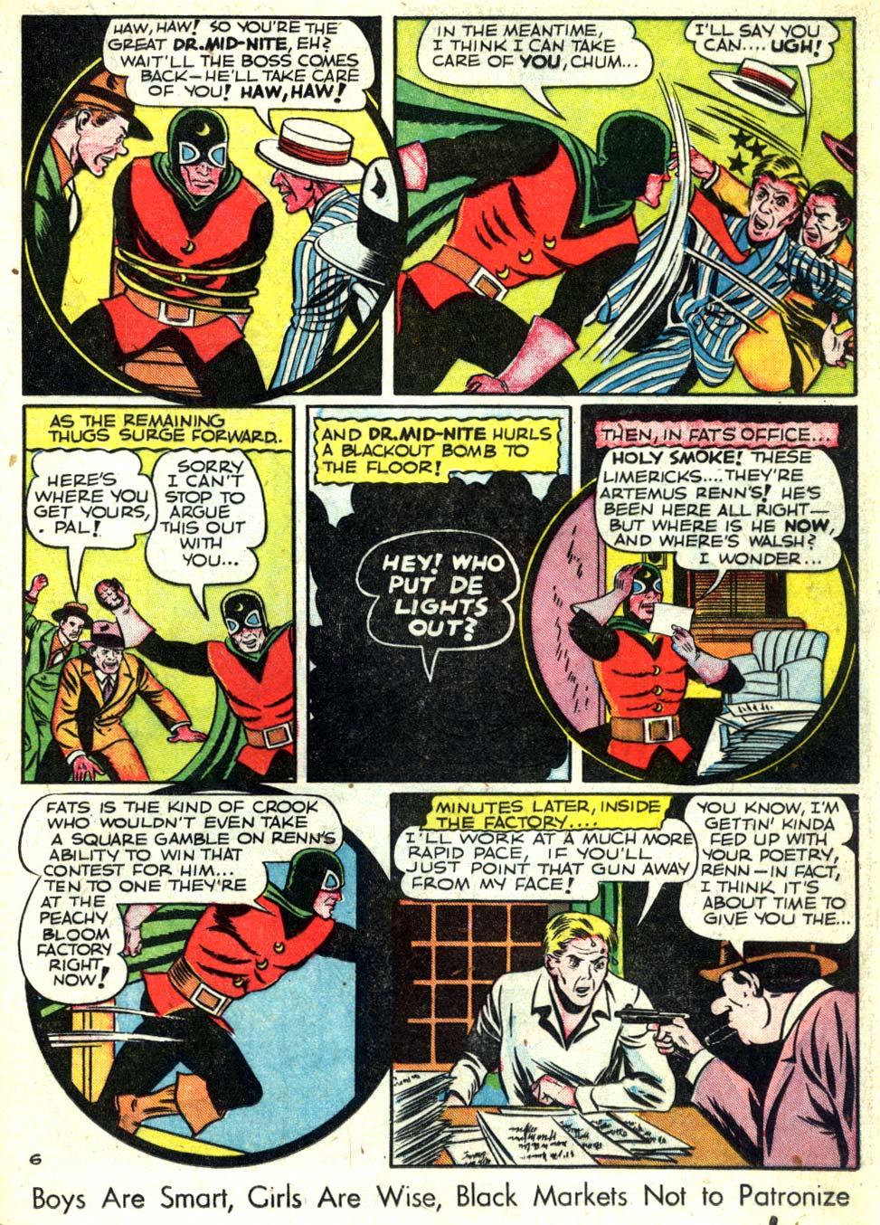 Read online All-American Comics (1939) comic -  Issue #58 - 36